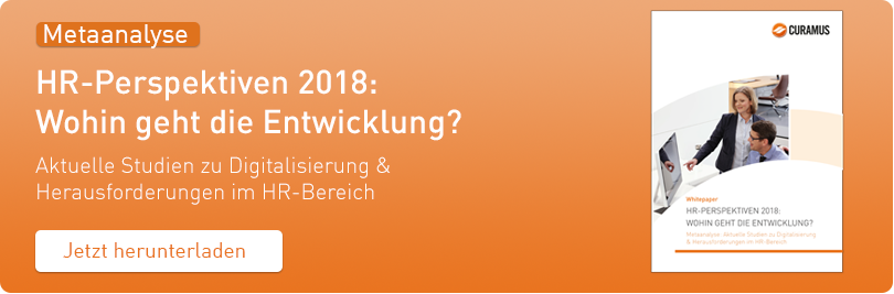"Zum Whitepaper-Download ""HR-Perspektiven 2018"""